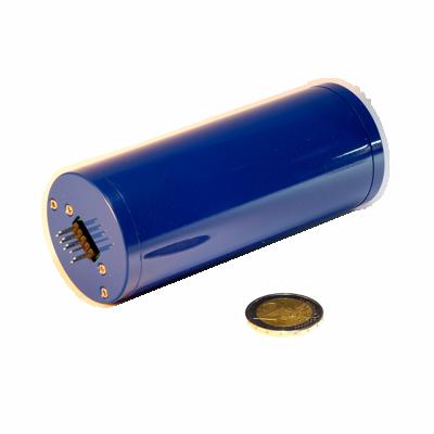 3-axis fiber optic gyro G181 with 2-euro coin