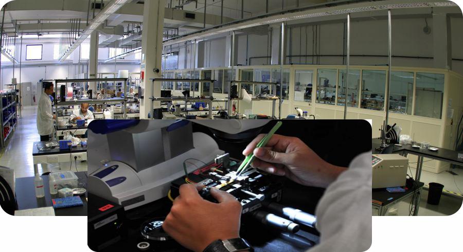 FOGs Sensor Production Facilities