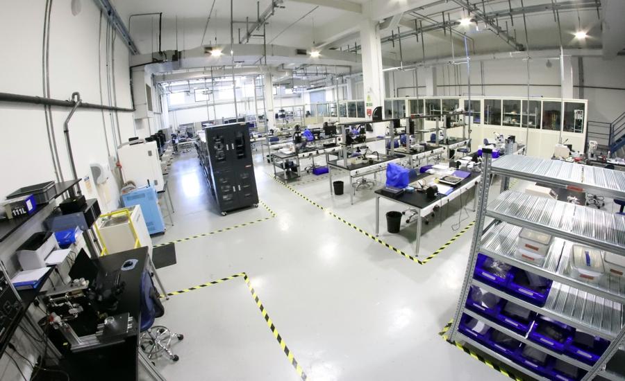 Fiber Optic Gyroscope Assembly Production Facility