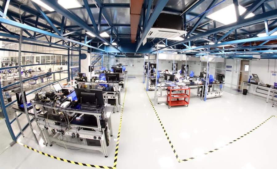 FOG Optics Production Facility